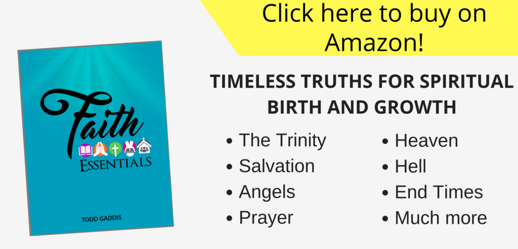 Click here to buy Faith Essentials on Amazon