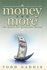 Money More Front Cover